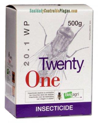 Insecticida en polvo - Twenty-one